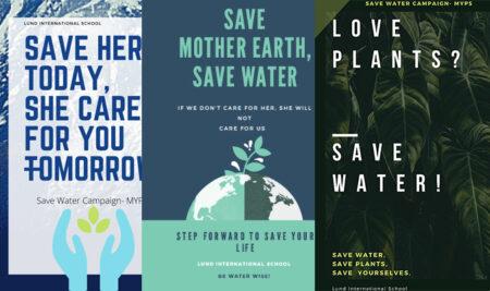 Raising International Environmental Concerns!
